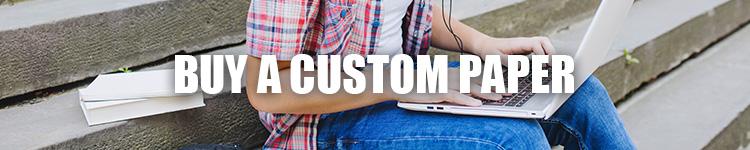 buy a custom paper online